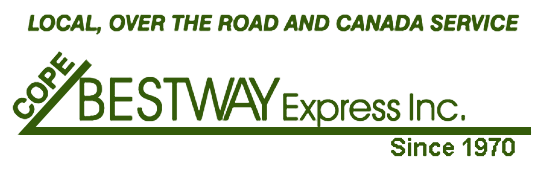 Bestway Express Intermodal Trucking Services