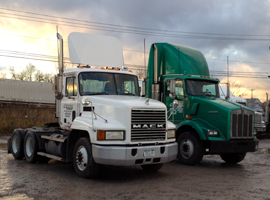 Trucking Fleet in Buffalo NY